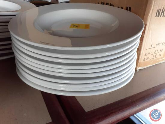 Serving Plates Including Brands Such as Superior and Iti (10)