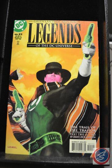 The Ray DC Comic May 1994