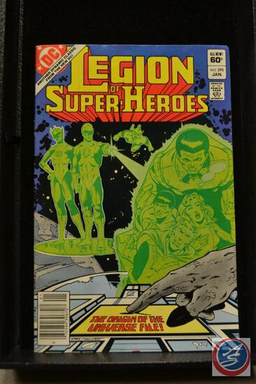 Legion of Superheroes January 1983