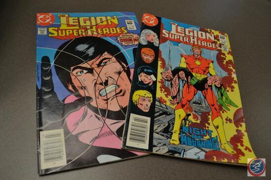 Legion of Superheroes 296 Feb 1983
