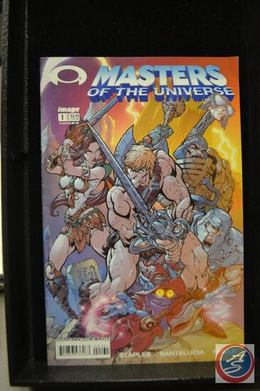 Masters of the Universe Cover B November 2002