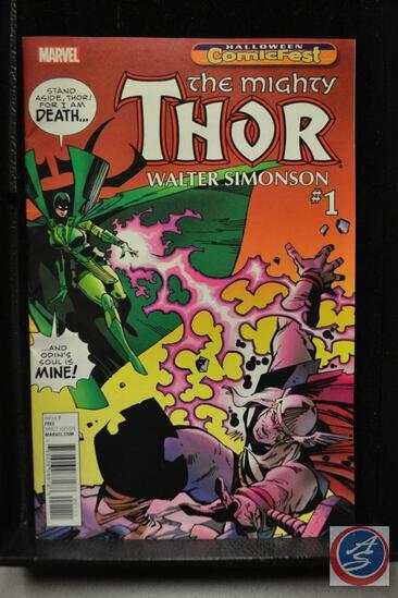 The Mighty Thor #1 Halloween Comicfest edition Marvel Dec 2017