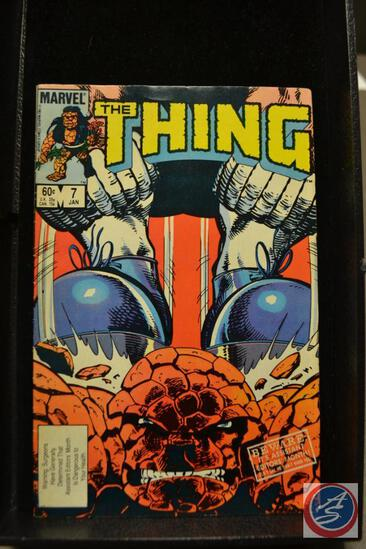 The Thing 1963 January 7th Marvel Comics