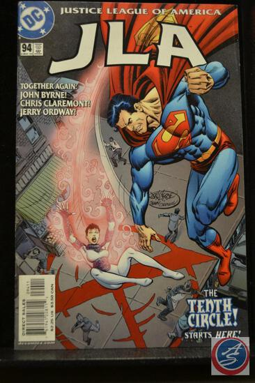 Justice League of America JLA May 1994 DC Comics