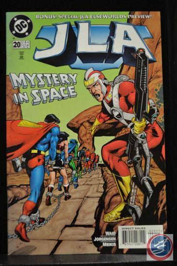 Justice League JLA July 1998 DC Comics