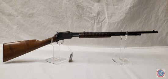 Winchester Model 62A 22 S-L & LR Rifle PUMP Action rifle in very good condition Ser # 401046
