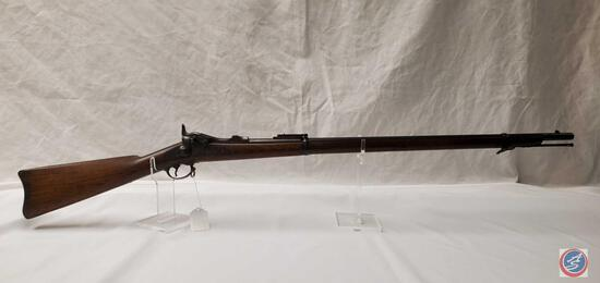 Springfield Model 1884 45-70 Rifle TRAP DOOR SPRINGFIELD in very good condition Ser # 301472