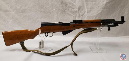 Norinko Model SKS 7.62 x 39 Rifle Numbers matching semi auto rifle with integral bayonette and