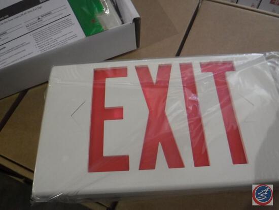 Eaton Exit Sign, LPX6