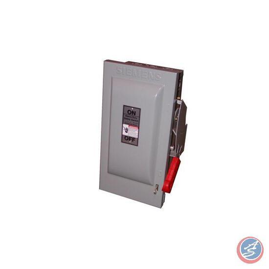 Siemens HNF363 Safety Switch