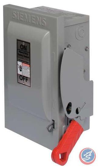 Siemens HNF362 Safety Switch