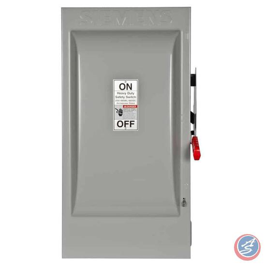 siemens HF362 60 amp Safety Switch