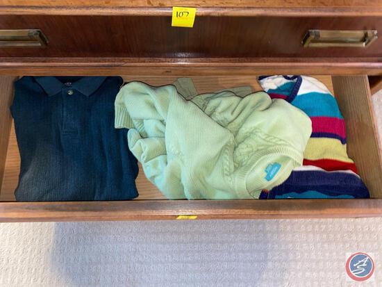 Women's Sweatshirts Brands Include VanHeusen (Sizes XL)