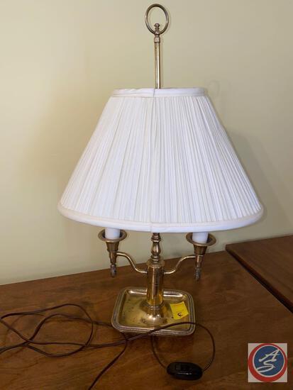 Vintage Leviton Table Lamp