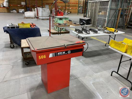 Build All STD -32 Parts washer, 110 volt