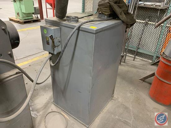 Torit Model 75 dust collector 230 v single phase.