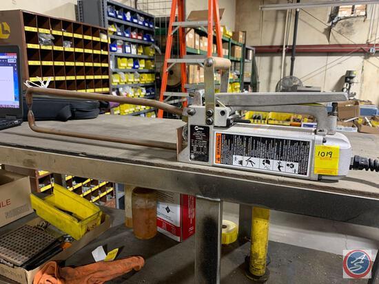 Miller MSW-42 Hand Held Portable Spot Welder. 110Volt