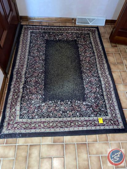 Area Rug Measuring 63'' X 48''