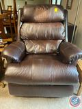 Rocking Leather LZ Boy Recliner