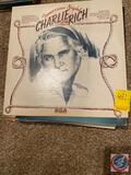 Vintage Vinyl Records Including Charlie Rich, 30 Dynamite Hits, Dick Clarke, Nat King Cole and More