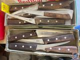 Assorted Forschner Knives