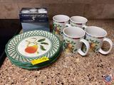 For Raymond weights salad plates, for the Sakura table Sonoma XL home fashions coffee cups, empty