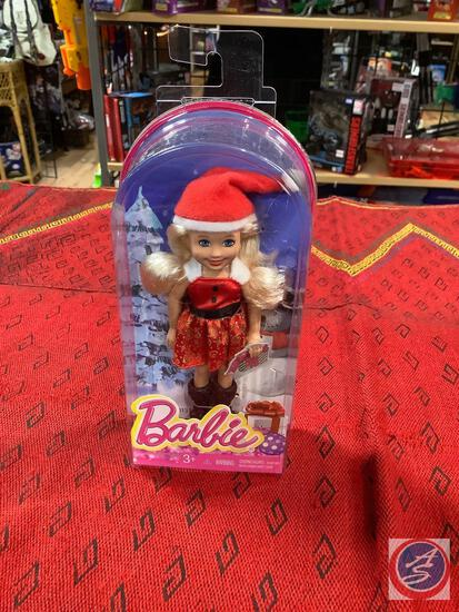 Barbie Christmas small 2013