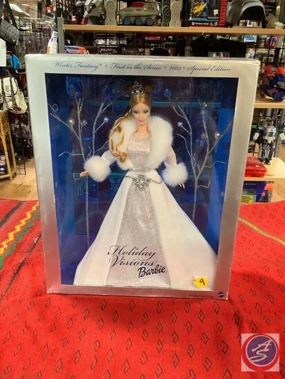 Holiday visions Barbie winter fantasy first in a series 2003 special edition
