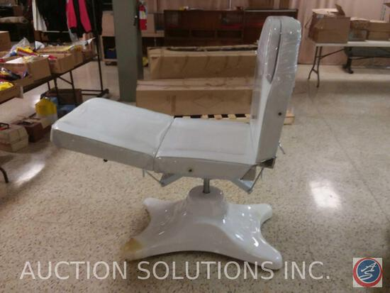 Hydraulic Spa Facial/Massage Chair Bed (unknown brand no markings found)