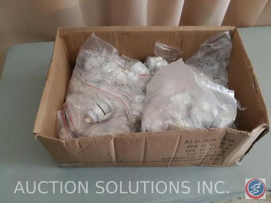 Box of Activator Buttons for Tubs