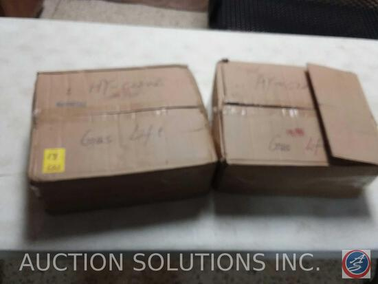 (2) Boxes of Chair Pistons Approx. 20/Box