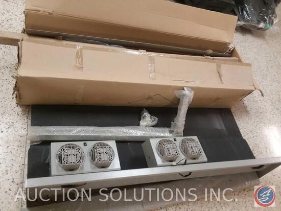(4) Nail Drying Stations