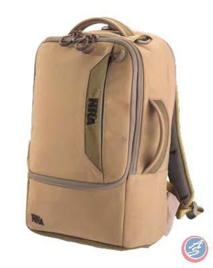 Business Pack with Logo Show your Friends of NRA pride with Alps Brands Convertible Business Pack.