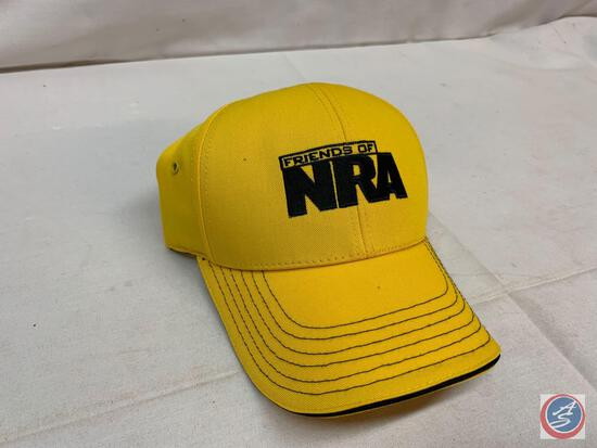 NRA Hat - Winning Bidder Gets 1 in 12 chance for Drawing of the Fostech AR. Winner will be