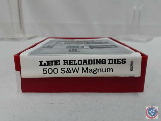 Lee Reloading Dies 500 S&W Magnum