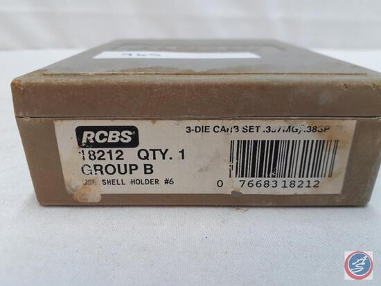 RCBS Reloading Dies 3-Die Carb set