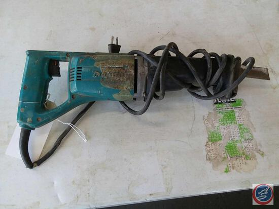 Makita Electric Sawzall Model No. JR3000V