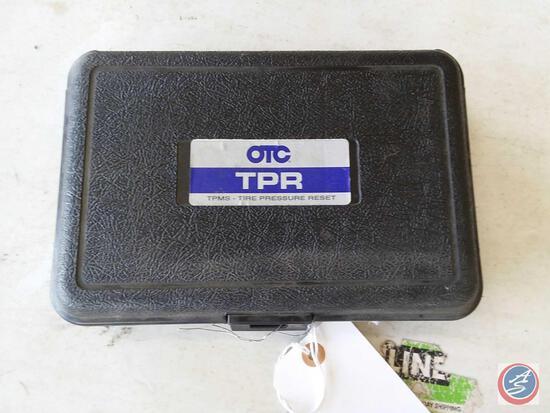 OTC TPMS Tire Pressure Reset Kit in Case