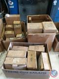 (2) Frigette Replacement Parts No. 207 412, Singer Controls Division Filter Model No. 460, Parker