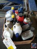 Napa Gear Oil 80W-90, CarQuest Vacuum Pump Oil, , Power Service Diesel Fuel Supplement, Napa Power