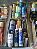 Power Grab Adhesive, Heavy Duty Penetrating Oil, Brake Cleaner and More {{THERE IS NO SHIPPING