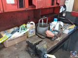 Dent Puller Slide Hammer, Prestone De-Icer Gallon Jug, Purdy White Dove All Latex and Oil Based
