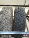 (2) Kelly Edge AT Tires Size LT 235/80R17