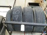 (3) Tires Size 215/60R17 and Spare Tire
