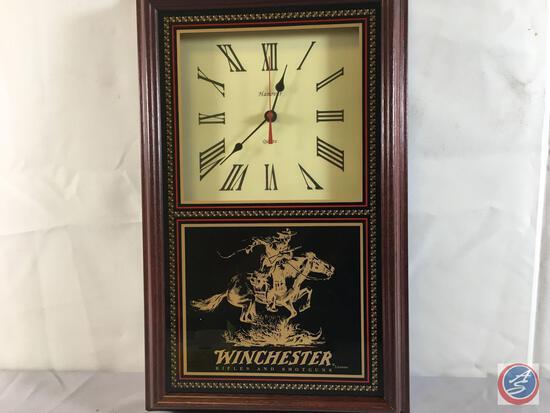 """Winchester Clock 12"""" x 18"""""""
