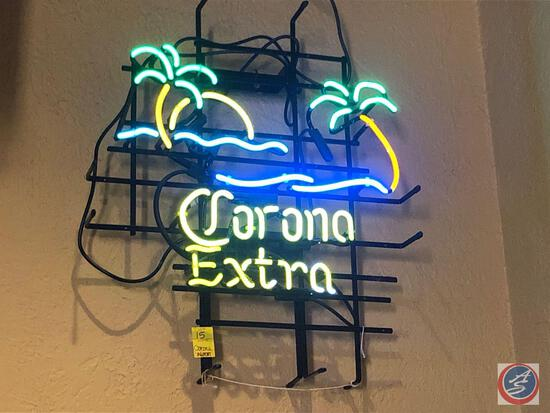 Corona Extra Neon Sign {{NO SHIPPING AVAILABLE FOR THIS ITEM}}