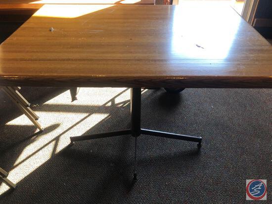 {{2X$BID}} Dining Tables Measuring 42'' X 30 1/4'' X 30''