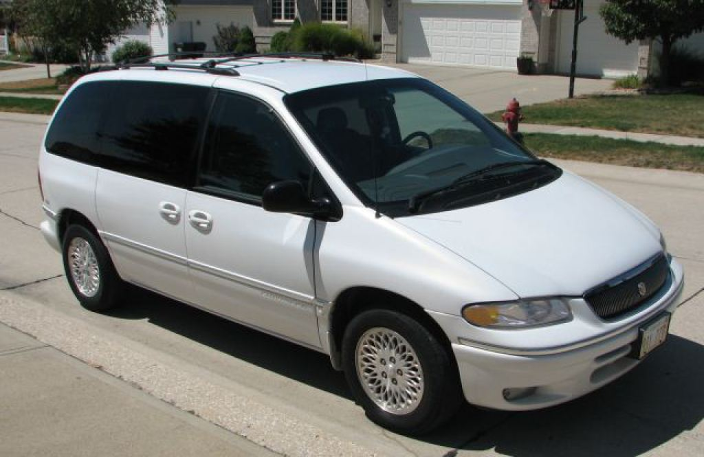 1997 Chrysler Town And Country Mini Van Super Clean Best Of Everything