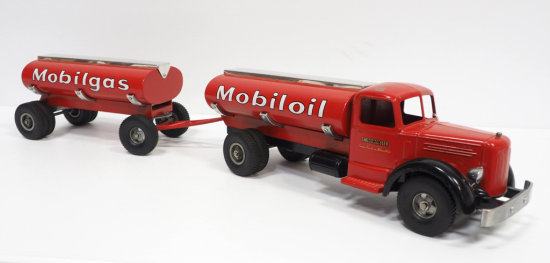 Smith Miller Mobilgas tanker