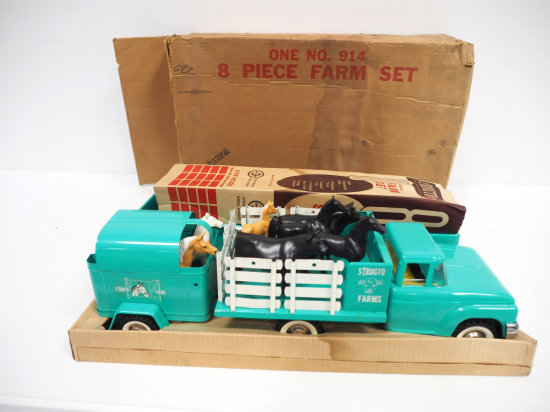 Structo No.914 Farm Set